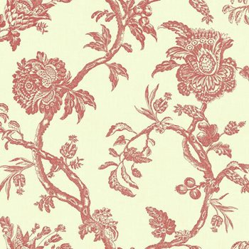 WL8691 Williamsburg II Arcadia Wallpaper by York
