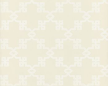 WP88373-001 Suzhou Lattice Alabaster by Scalamandre