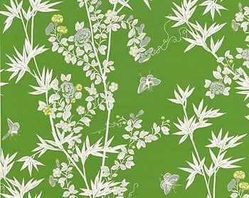 Wp88375 004 Jardin De Chine Jade By Scalamandre