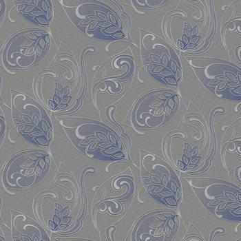 Y6150403 Glam Leaves Jacobean Wallpaper By York